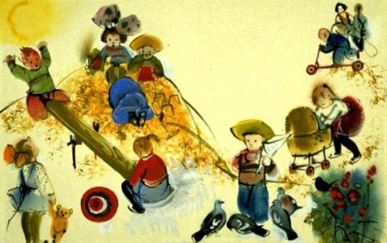 米爾科·哈納克Mirco Hanak 『鍋裡脆脆響的小果實』 1964年出版