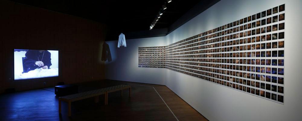 展示室4 千人針プロジェクト