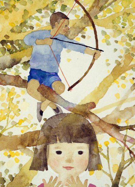 「ノンちゃん雲に乗る」『少年少女日本文学全集』(講談社)より 1962年 石井桃子・文