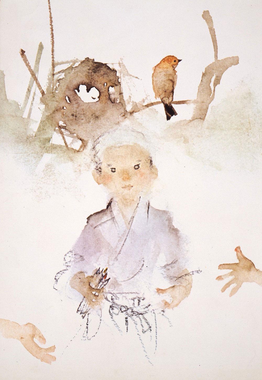 ちひろが描いた日本の児童文学 | 展覧会 - 世界初の絵本美術館|ちひろ ...