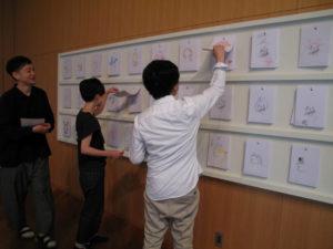 トラフ建築設計事務所の鈴野浩一さんと禿真哉さんと坂根みなほさん