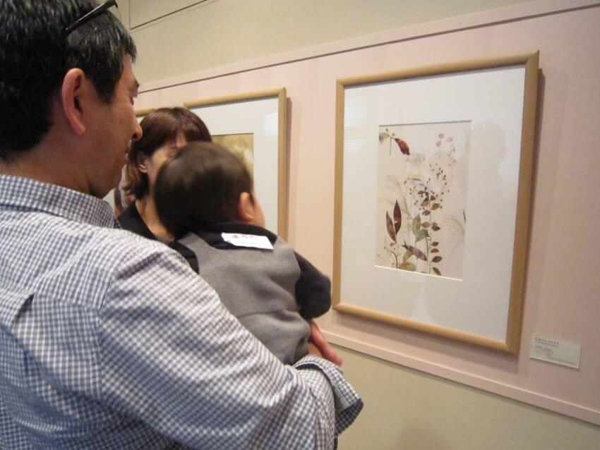 あかちゃん 美術館 展覧会 絵本 親子