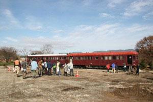 鉄道ファンブログ写真①