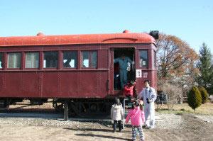 鉄道ファンブログ写真②