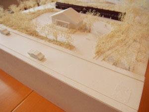 トットちゃんの広場模型(3)